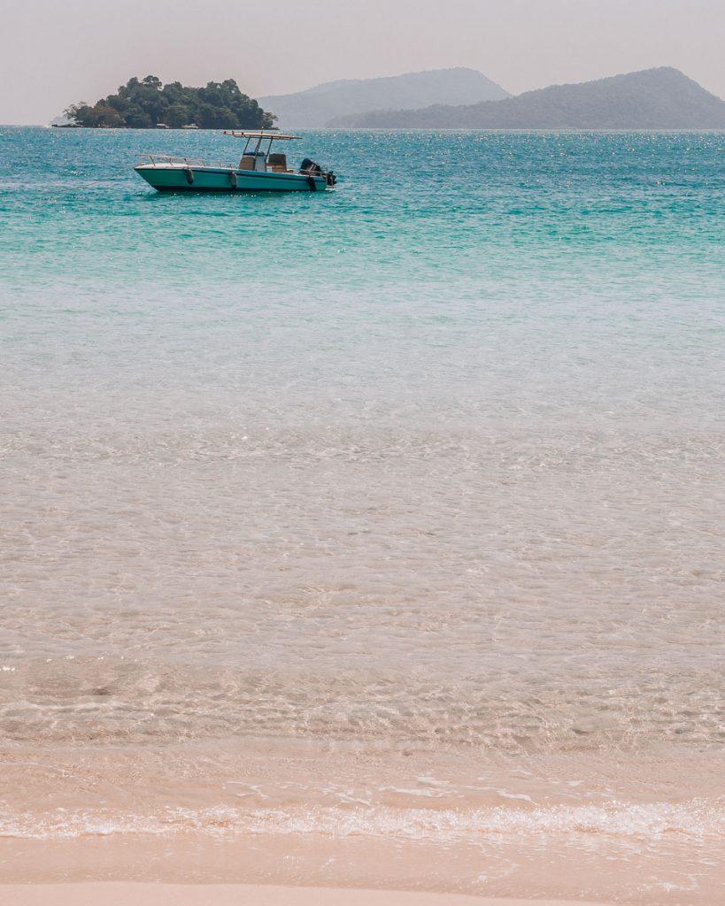 4K beach - Koh Rong