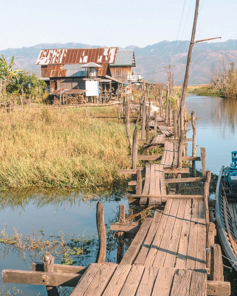 Inle sights