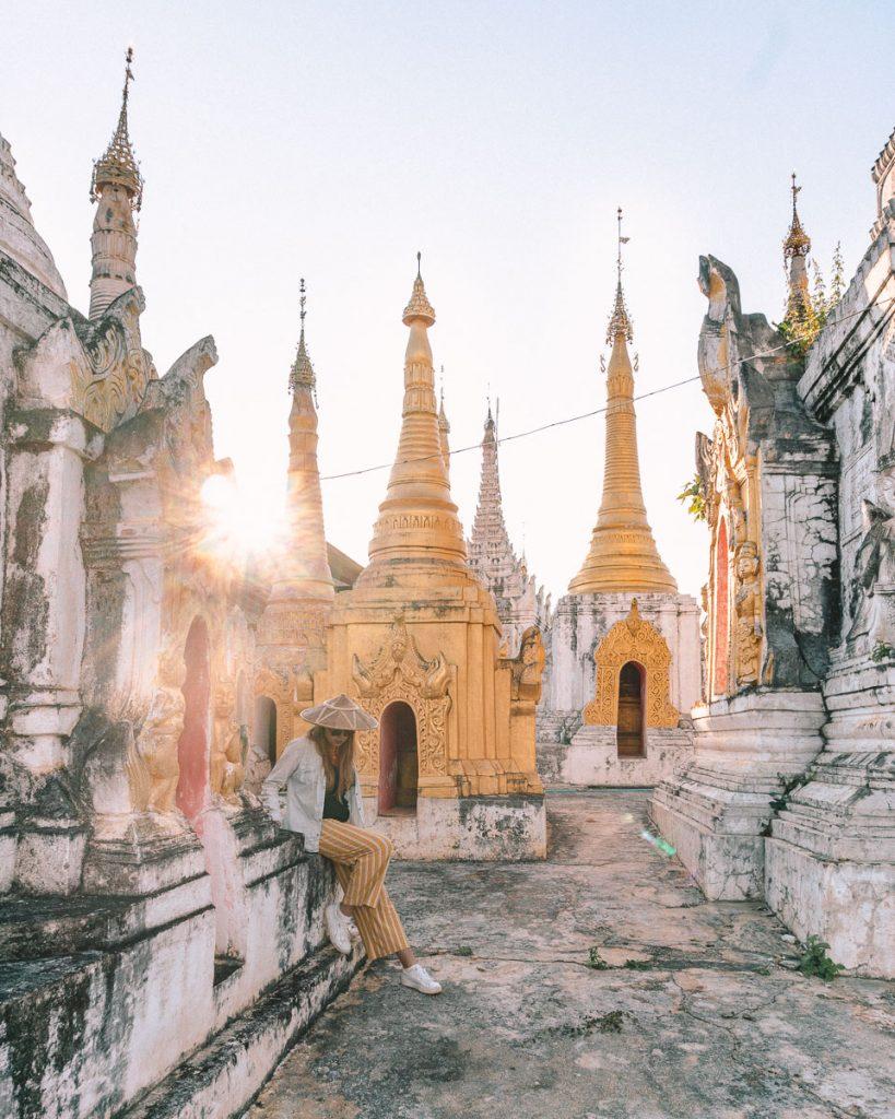 Taung Tho Pagoda