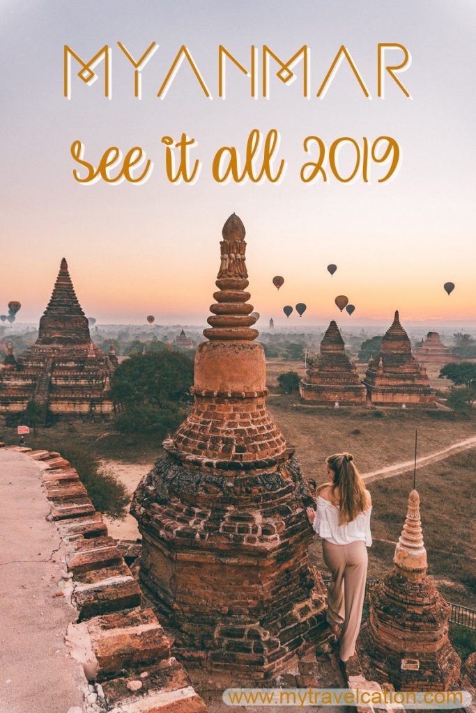 Myanmar travel guide backpackers 2019