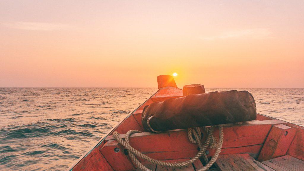 Koh Rong boat trip