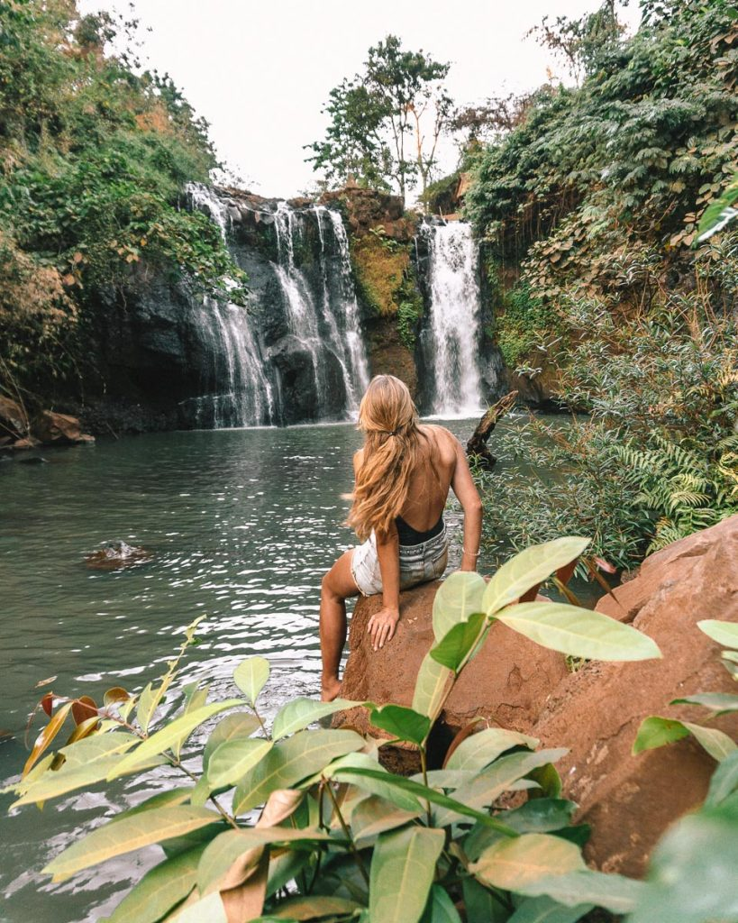 Kachanh Waterfall